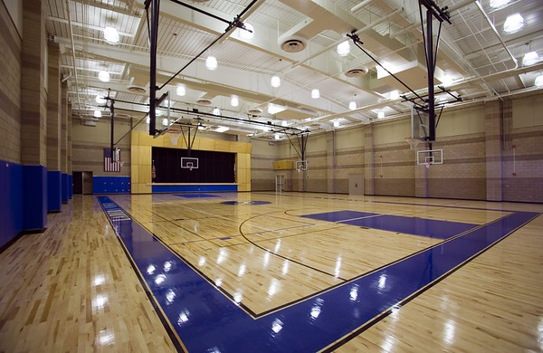 Ladera Vista Junior High School Gymnasium / Performance Center, Fullerton, Calif., 2006