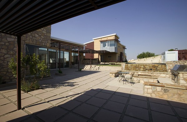 Jussila residence, Paso Robles, Calif., 2008