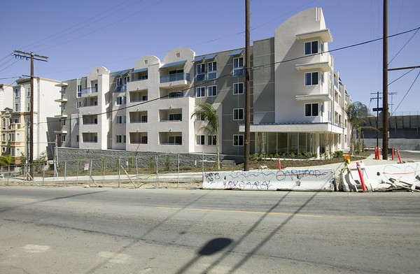 Emerald Terrace, Los Angeles, Calif., 2007