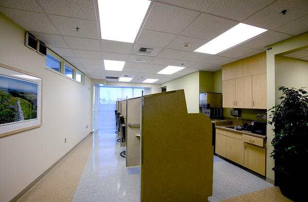Medical Offices, Kaiser Permanente, Ontario-Vineyard Medical Campus, Ontario, Calif., 2005