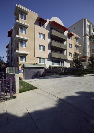 Coronita Apartments, Los Angeles, Calif., 2008