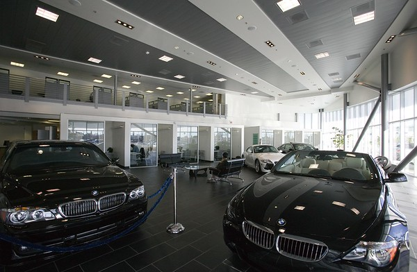 Shelly BMW, Buena Park, Calif., 2007
