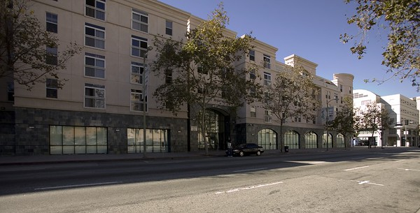 Parkside Apartments, Los Angeles, Calif., 2005