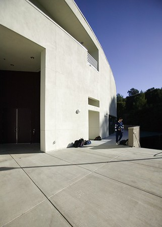 Carlson Family Theater, Viewpoint School, Calabasas, Calif., 2006