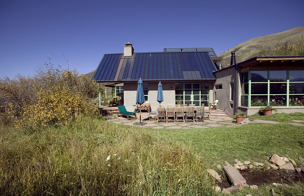 Zurcher residence, Colo., 2007