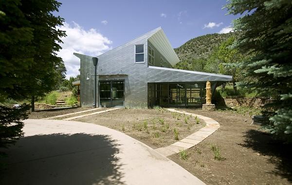Lane Clay Studio, Colo., 2007