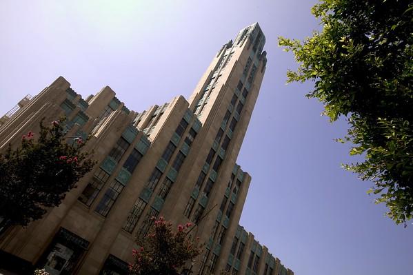 Southwestern Law School Law Library, Los Angeles, Calif., 2005