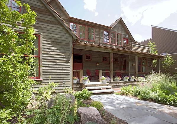 Morgan residence, Aspen, Colo., 2006