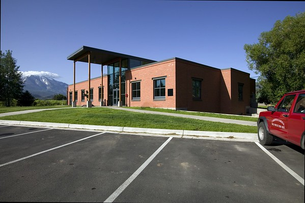 Carbondale Fire Department Headquarters, Carbondale, Colo., 2007