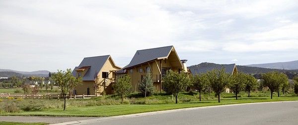 Smith residence, Carbondale, Colo., 2006