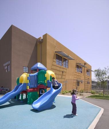 Corona School, Bell, Calif., 2005