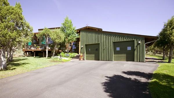 Maxson residence, Glenwood Springs, Colo., 2007