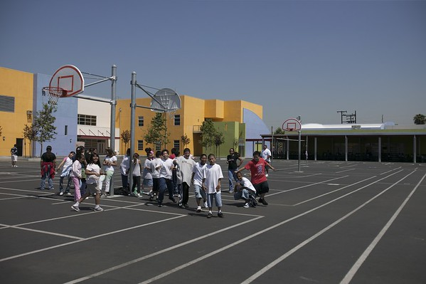 Madison Elementary School, South Gate, Calif., 2005 or 2006