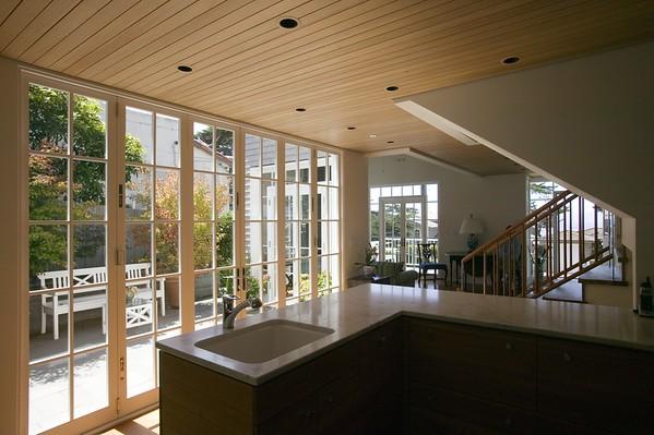 Tipton residence, Carmel-by-the-Sea, Calif., 2007