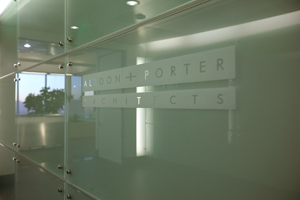 Altoon + Porter Architects office, Los Angeles, Calif., 2005