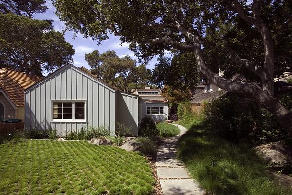 Nosler residence, Carmel-by-the-Sea, Calif., 2007