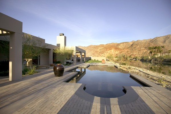 Kelsey residence, Indian Wells, Calif., 2006