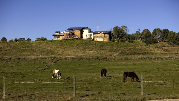 Cedar Ridge Ranch, Carbondale, Colo., 2006