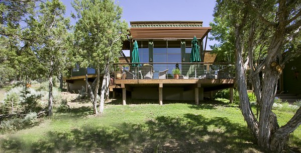 Maxson residence, Glenwood Springs, Colo., 2007