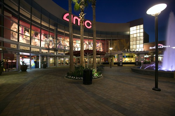 AMC Tustin 14 at the District, Tustin, Calif., 2008