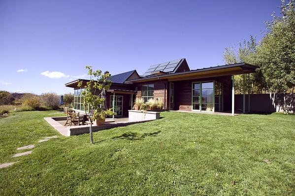 Zurcher residence, Colo., 2007