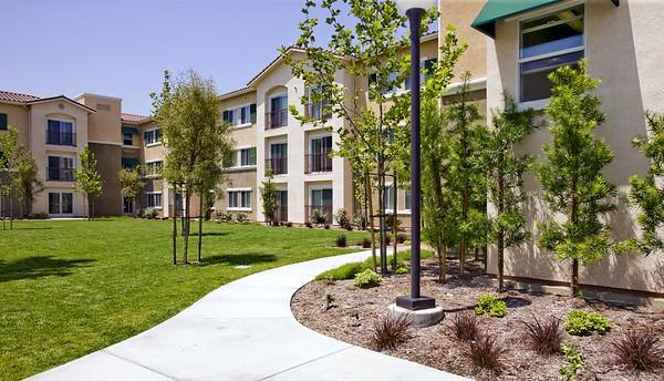 Poplar Street Apartments, Loma Linda, Calif., 2010