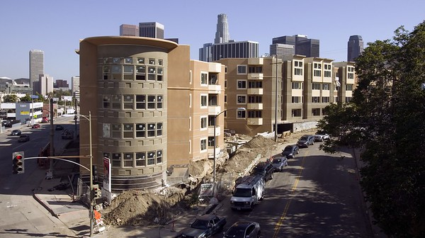 Belmont Station, Los Angeles, Calif., 2008