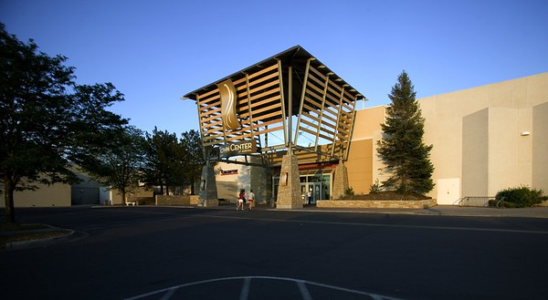 Town Center northeast entrance, Aurora, Colo., 2006