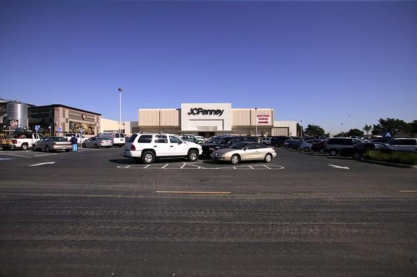 The Shops at Tanforan, San Bruno, Calif., 2005