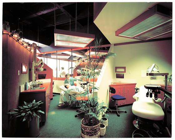 Orthodontist's office, Dallas?, Tex.?, 1979