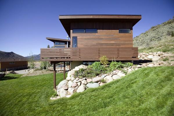 Viola residence, Aspen, Colo., 2006