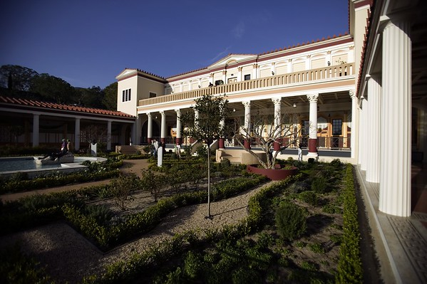 Getty Villa, Pacific Palisades, Calif., 2006