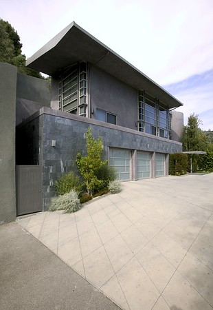 Green residence, Los Angeles, Calif., 2005