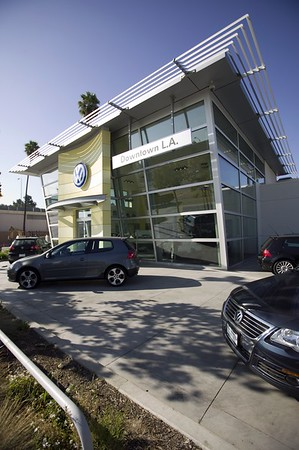 Volkswagen, Downtown L.A. Auto Group, Los Angeles, Calif., 2006