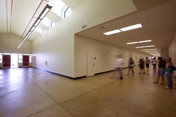 Science & Technology Building, Fullerton Union High School, Fullerton, Calif., 2006