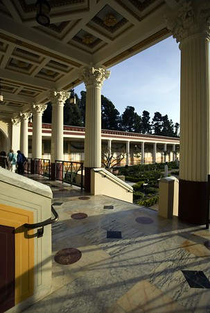 Getty Villa, Pacific Palisades, Calif., 2006