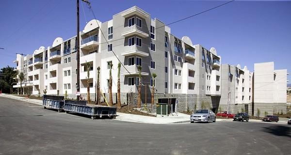 Emerald Terrace, Los Angeles, Calif., 2007