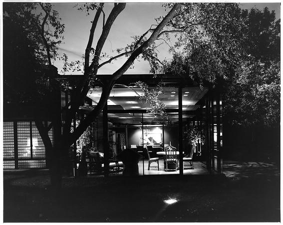 Enclosed patio, Dallas?, Tex.?, 1979