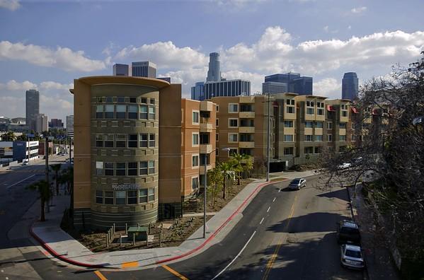 Belmont Station, Los Angeles, Calif., 2009