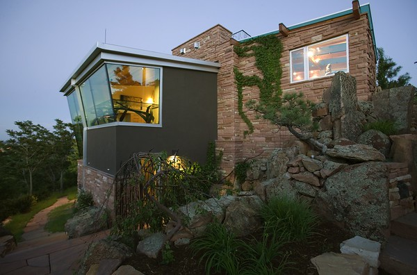 Caruthers (Reed) residence, Boulder, Colo., 2007