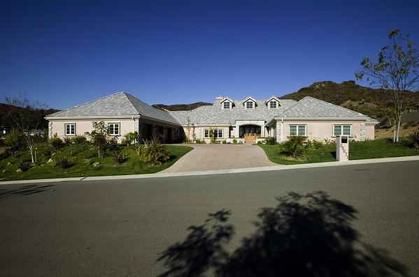 Helfand residence, Calabasas, Calif., 2006