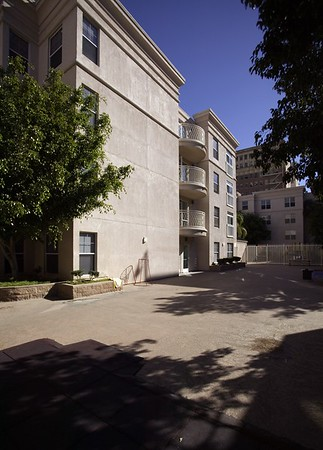Parkside Apartments, Los Angeles, Calif., 2005