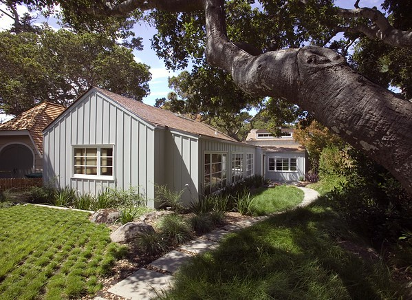 Nosler residence, Carmel-by-the-Sea, Calif., 2007