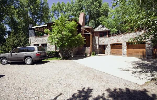 Weisman residence, Aspen, Colo., 2007