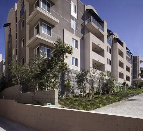 Emerald Terrace, Los Angeles, Calif., 2008
