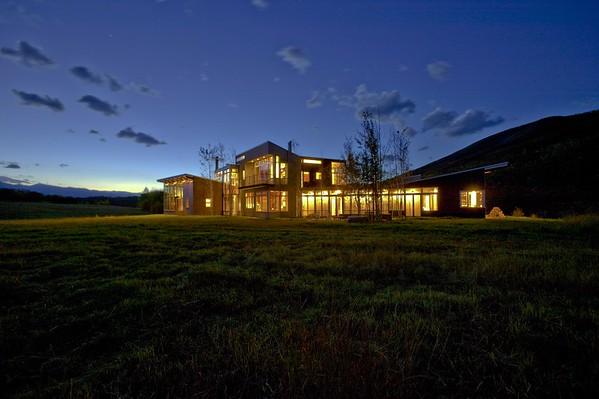 DuBrul residence, Aspen, Colo., 2009