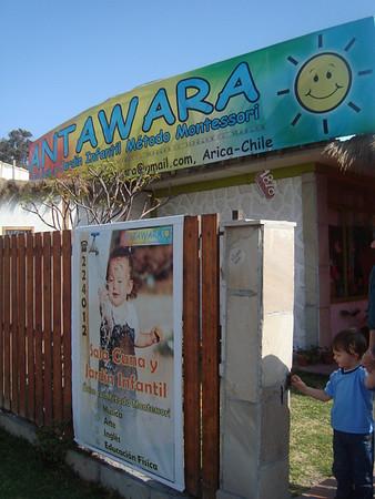 Antawara - octubre 2008 - Arica, Chile
