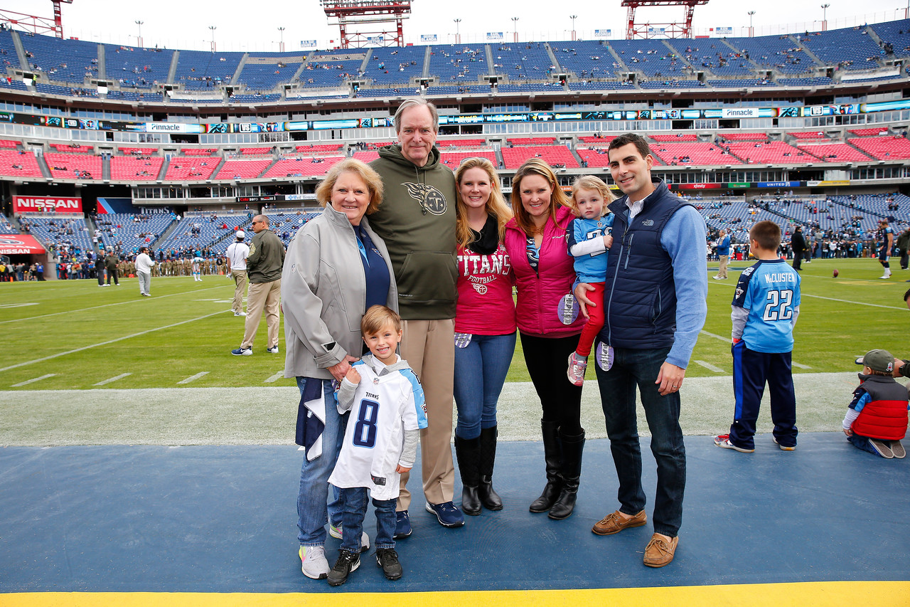 Tennessee Titans vs. Carolina Panthers on Sunday November 15, 2015 at Nissan Stadium in Nashville, TN. Photos  by Donn Jones Photography