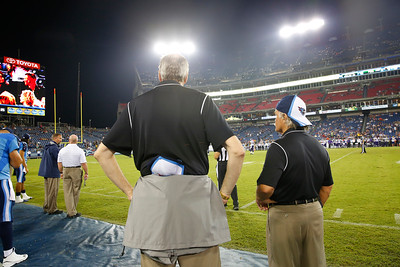 Tennessee Titans vs. Minnesota Vikings at LP Field on Aug. 28, 2014 in Nashville, Tenn. Photos by Donn Jones Photography.
