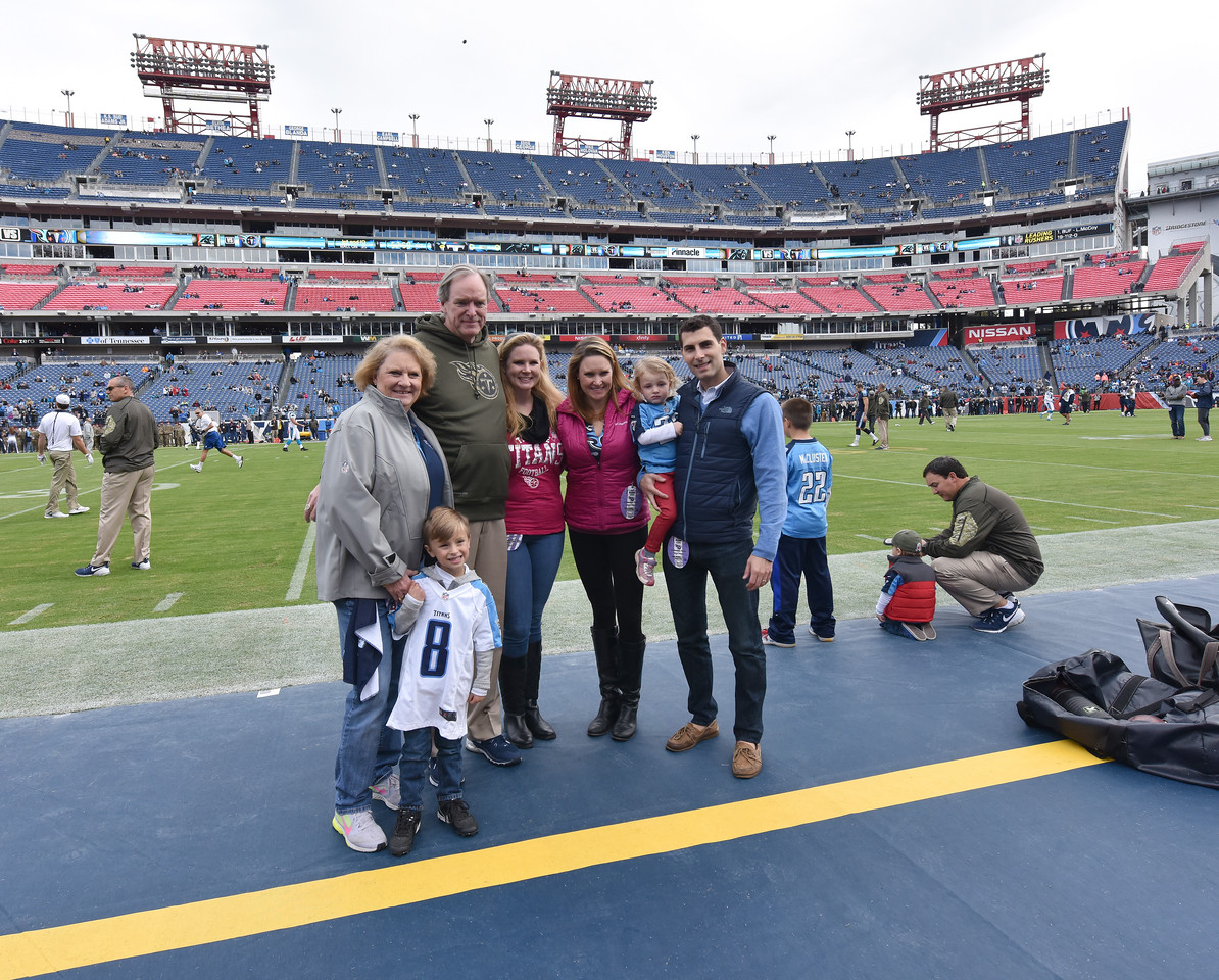 Tennessee Titans vs. Carolina Panthers on Sunday November 15, 2015 at Nissan Stadium in Nashville, TN. Photos  by Donn Jones Photography